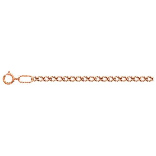 АДАМАС Браслет золотой плетения Ромб двойной БР250СА6-А51, 18 см