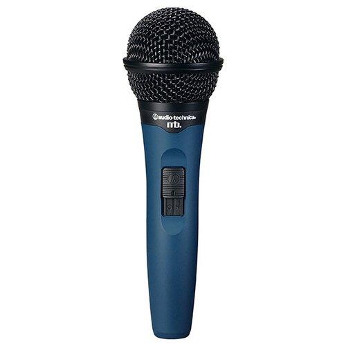 Микрофон Audio-Technica MB1k, черный/синий