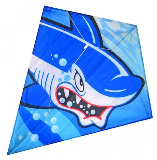 Воздушный змей X-Match Акула (681308)