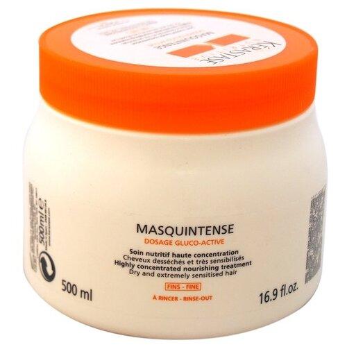 Купить Kerastase Nutritive Masquintense Маска для сухих и тонких волос, 500 мл