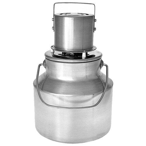 Маслобойка Аксинья КС-9001 серебристый