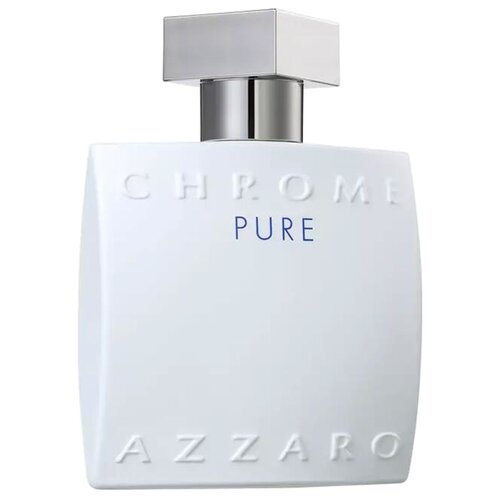 Туалетная вода Azzaro Chrome Pure, 50 мл