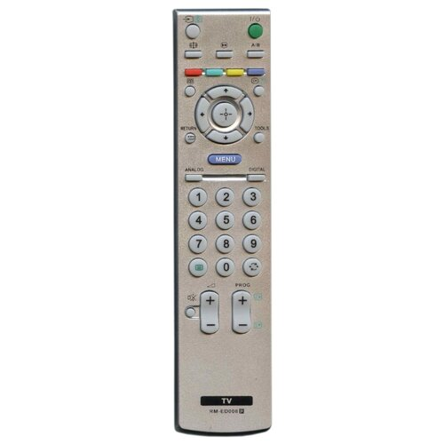 Пульт ДУ Huayu RM-ED005 для телевизоров Sony KDL-32S2020/KDL-26S2030/KDL-40V2000/KDL-46V2000/KDL-46V2500 серый