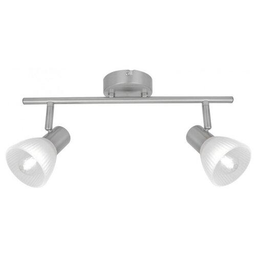 Светильник Arte Lamp Parry A5062AP-2SS, E14, 80 Вт