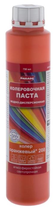 Колеровочная паста Parade Classic №208
