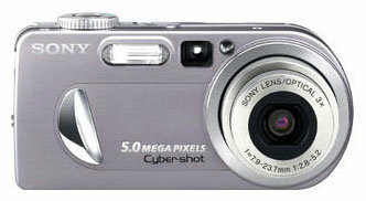 Фотоаппарат Sony Cyber-shot DSC-P10