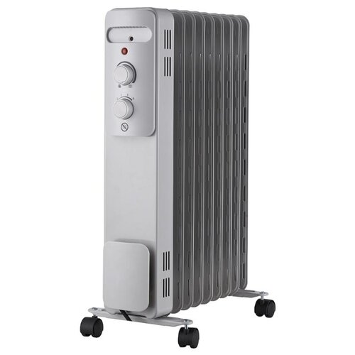 Масляный радиатор Midea MOH3002 серый