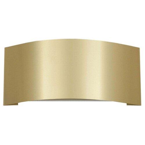 Настенный светильник Nowodvorski Keal Gold S 2985, 40 Вт фото
