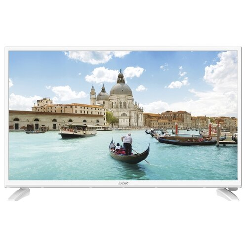 Фото - Телевизор BBK 24LEM-1067/T2C 24 (2020) белый led телевизор bbk 24lem 1063 t2c