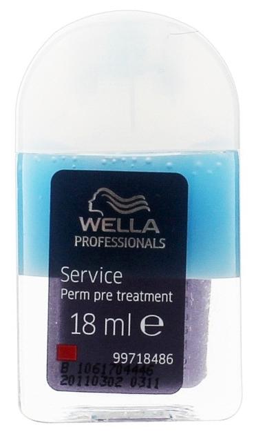 Крем Wella Professionals Perm Pre Treatment 18 мл