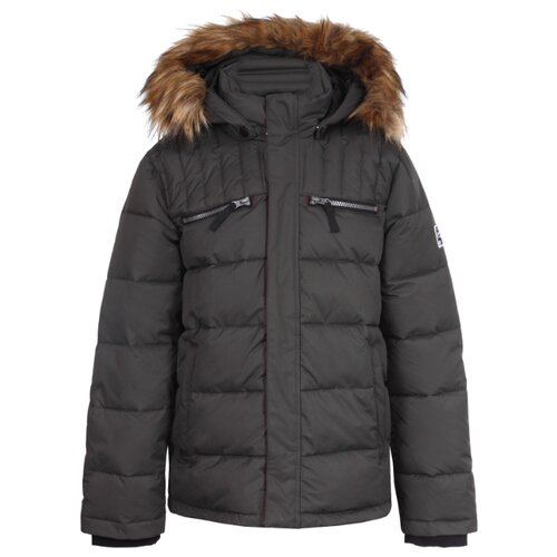 Куртка LUHTA 232062501L4V598 размер 128, хакиКуртки и пуховики<br>