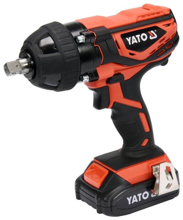 Гайковерт YATO YT-82804