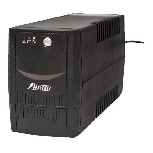 Интерактивный ИБП Powerman Back Pro 800I Plus (IEC320) интерактивный ибп powerman back pro 1000 plus