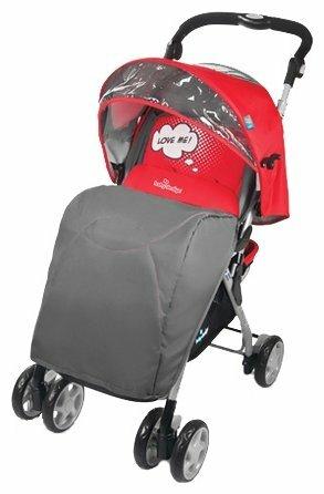 Прогулочная коляска Baby Design Tiny (2012)