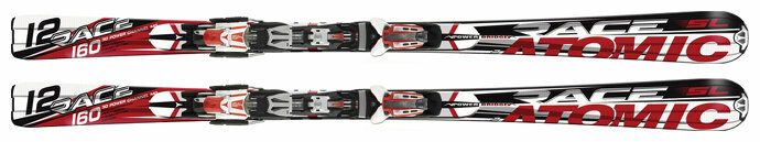 Горные лыжи ATOMIC SL12pb