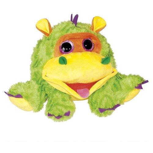Мягкая игрушка Fancy Мимики Дракоша зеленый 32 см