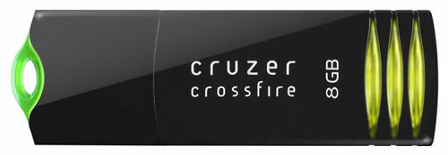 Флешка SanDisk Cruzer Crossfire