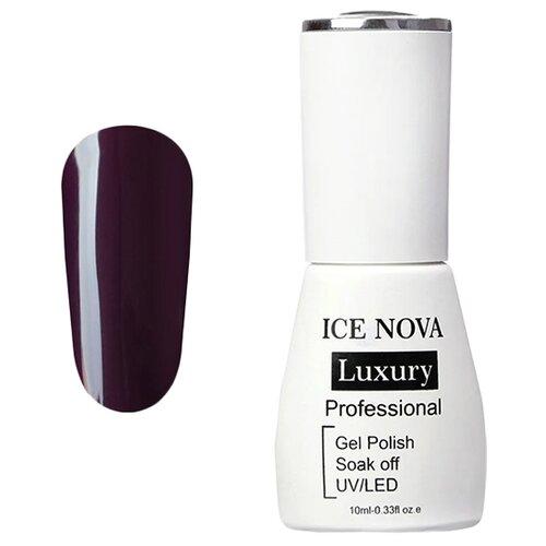 Купить Гель-лак для ногтей ICE NOVA Luxury Professional, 10 мл, 106 ego