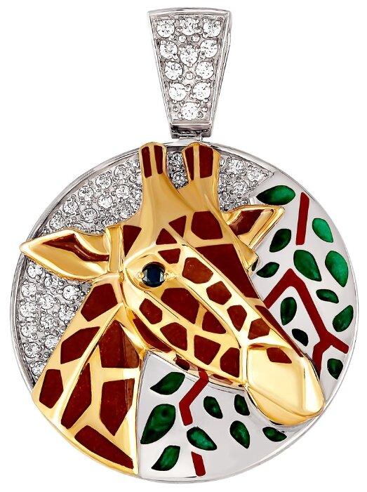 KABAROVSKY Медальон 13-002-8101