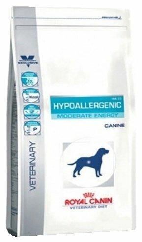 Корм для стерилизованных собак Royal Canin Hypoallergenic при аллергии