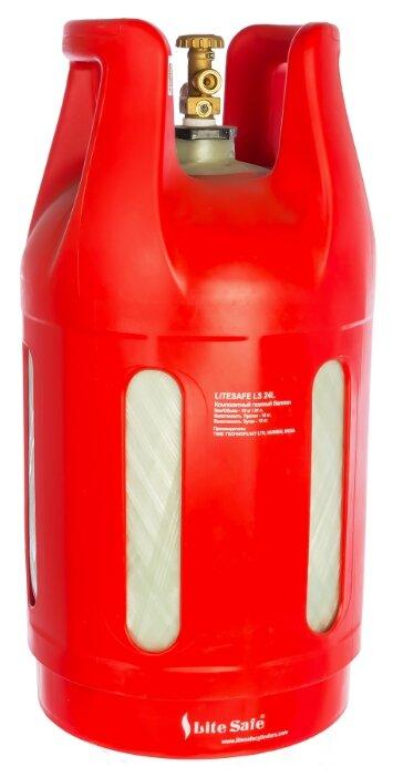 Газовый баллон LiteSafe LS 24L композитный 24 л