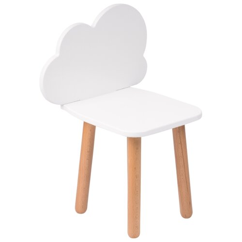Стул Happy Baby Oblako Chair белый