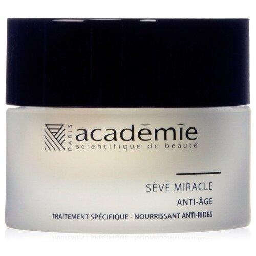 Крем Academie Age Recovery Premium Nourishing Cream Sève Miracle Седьмое Чудо антивозрастной питательный для лица 50 мл academie intense protection cream суперзащитный крем для лица 50 мл