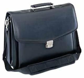 Портфель Targus Executive Leather Laptop Case