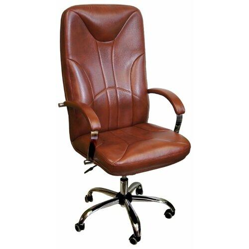 Компьютерное кресло Креслов Нэкст, обивка: искусственная кожа, цвет: виски 0468 стул креслов самба кв 10 100000 0406