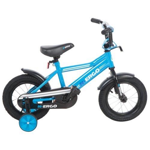 Детский велосипед N.Ergo ВН12185 синий (требует финальной сборки)