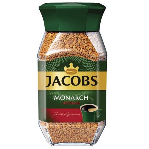Кофе растворимый Jacobs Monarch Intense, стеклянная банка 47.5 гРастворимый кофе<br>