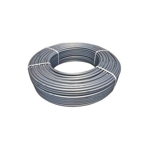 Труба из сшитого полиэтилена VALTEC PEXA-EVOH VA1622.3, DN12 мм 200 м серый