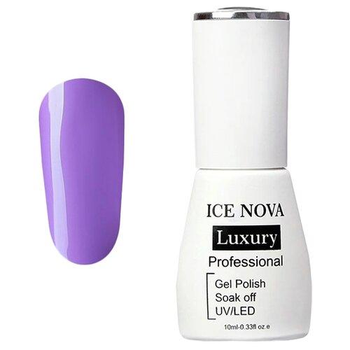 Купить Гель-лак для ногтей ICE NOVA Luxury Professional, 10 мл, 032 purple