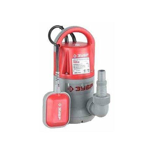 Фото - Дренажный насос для чистой воды ЗУБР ЗНПЧ-550 дренажный насос для чистой воды зубр нпч т3 550 550 вт