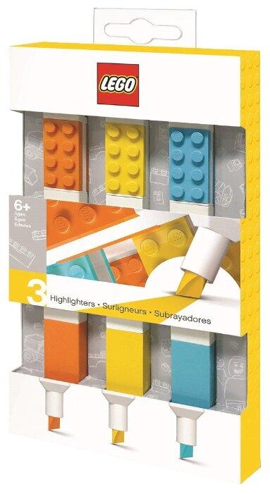 LEGO Набор маркеров, 3 шт.