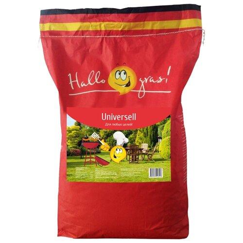 Смесь семян для газона Hallo Gras! Universell, 10 кг