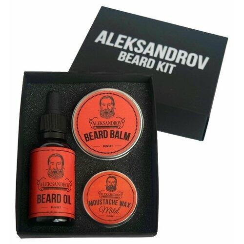 ALEKSANDROV Набор для бороды №02