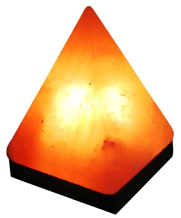 Солевая лампа Wonder Life Пирамида
