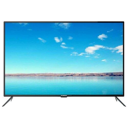 Фото - Телевизор STARWIND SW-LED50UA401 50 (2020), черный телевизор starwind sw led50ua403 50 ultra hd 4k
