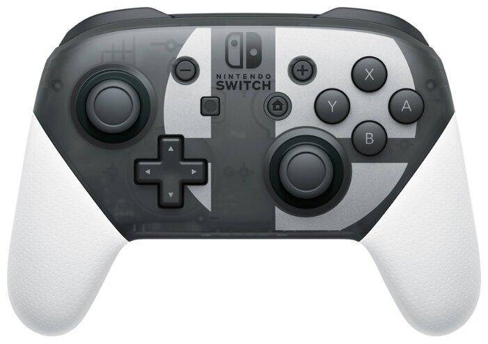 Nintendo Геймпад Nintendo Switch Pro Controller Super Smash Bros Ultimate