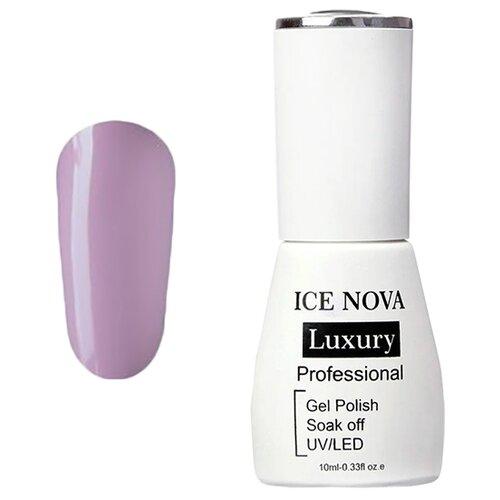 Купить Гель-лак для ногтей ICE NOVA Luxury Professional, 10 мл, 025 dove