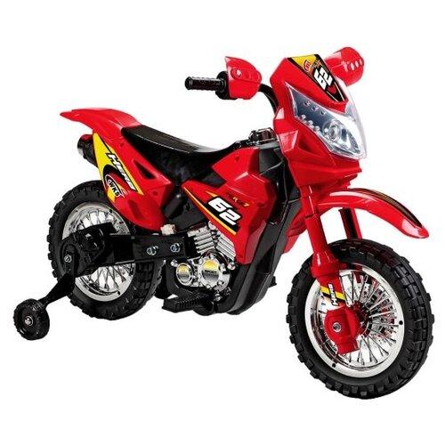 Купить Shanghai inter Мотоцикл Юниор ZP3999A красный, Электромобили