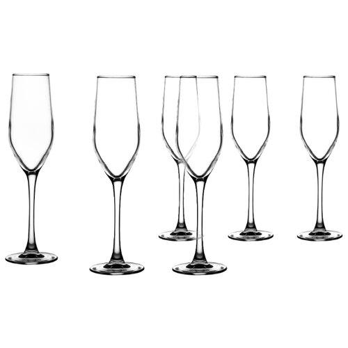 цена на Luminarc Набор фужеров для шампанского Celeste 160 мл 6 шт L5829