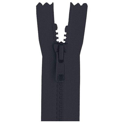 YKK Молния 4335956/55, 55 см, угольный/угольный шампунь угольный