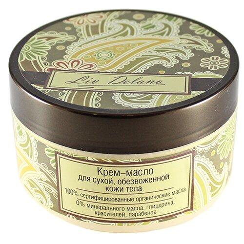 Фото - Крем для тела Liv Delano Oriental touch для сухой обезвоженной кожи, 250 г регенерирующая маска liv delano valeur для восстановления волос с поврежденной структурой 25г