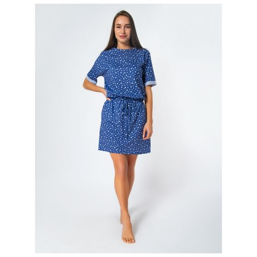 Платье Vis-a-Vis размер XXL white/dark blue платье vis a vis размер xxl turquoise