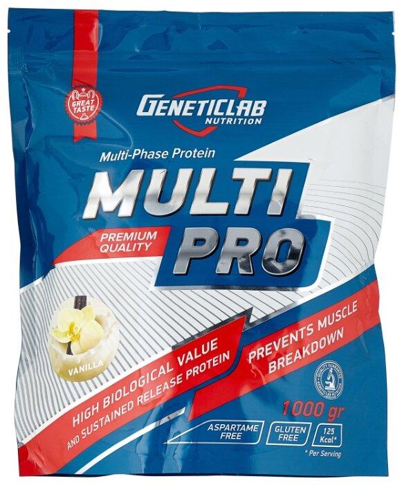 Протеин Geneticlab Nutrition Multi Pro (1000 г) — купить по выгодной цене на Яндекс.Маркете