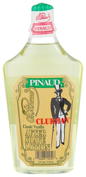 Лосьон после бритья Classic Vanilla After Shave Lotion Clubman 50 мл