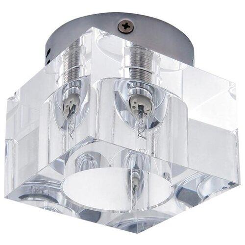 Светильник Lightstar Cubo 160204, G9, 40 Вт светильник lightstar alta qube 104010 g9 40 вт