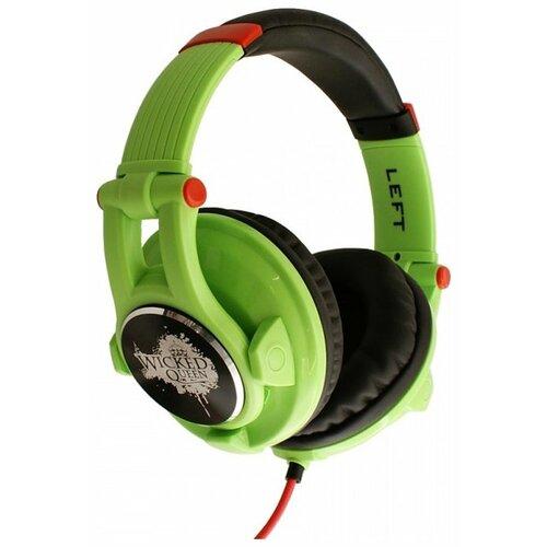 Наушники Fischer Audio Wicked Queen, green